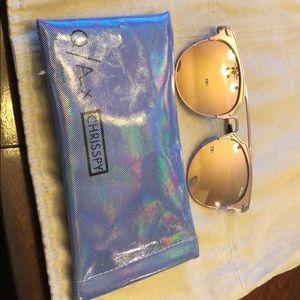 Quay Australia X CHRISSPY Gemini Sunglasses